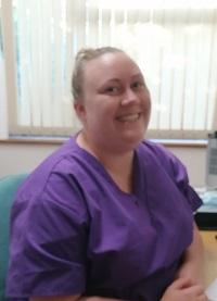 Nurse Sophie Littlejohn