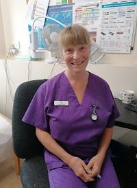 Nurse Susan Ford