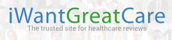 I Want Great Care logo