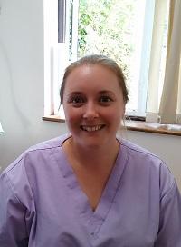Nurse Carla Miller